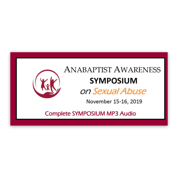 Anabaptist Awareness Symposium on Sexual Abuse USB Album Cover